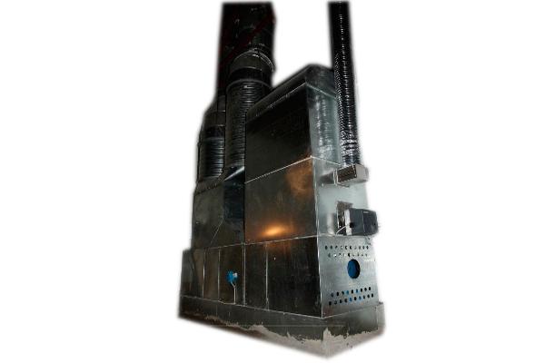 Приточная установка, тепловентиляционный блок подготовки воздуха