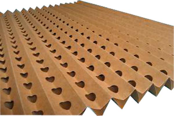 Фильтры картонные гофрированные лабиринтные Procart Франция