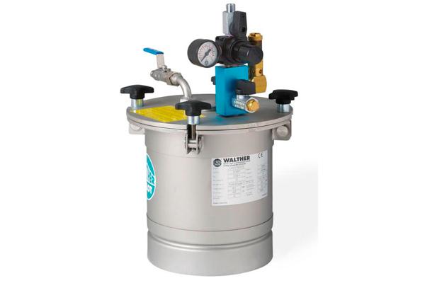Красконагнетательныйбак (напорная емкость) LDG 5 литров Вальтер Пилот